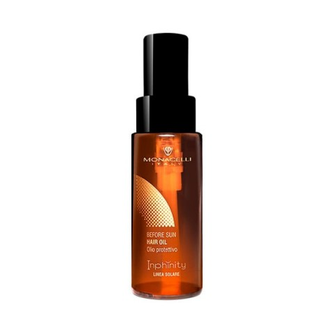 Monacelli Before Sun Hair Oil 50ml