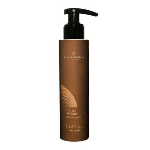 Monacelli After Sun Hair & Body Wash 200ml