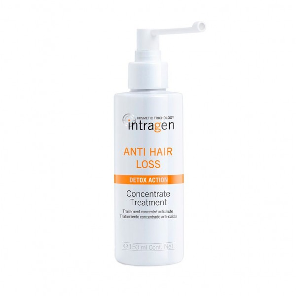 Intragen Cosmetic Trichology Anti Hair loss Concentrate Treatment 150ml