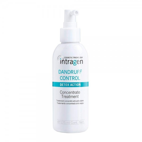 Intragen Cosmetic Trichology Dandruff Control Concentrate Treatment 125ml