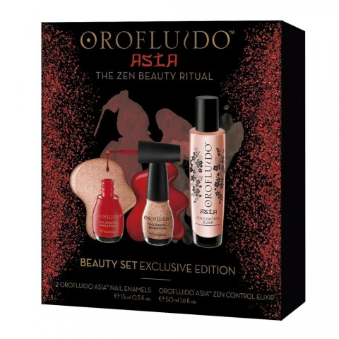 Orofluido Asia Exclusive Edition & Nail Pack