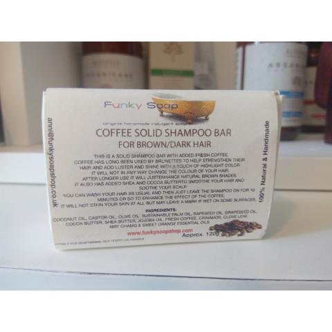 Saponetta Shampoo Solido al Caffe