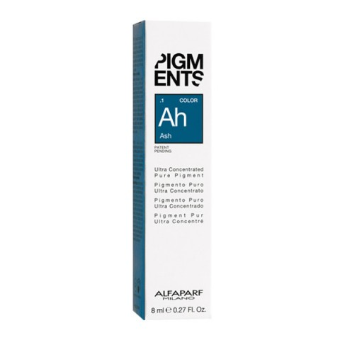 Alfaparf Pigments Color Ash - Scuri / Neri 8 ml