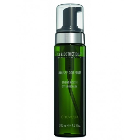 Natural Cosmetic Mousse Coiffante 200 ml